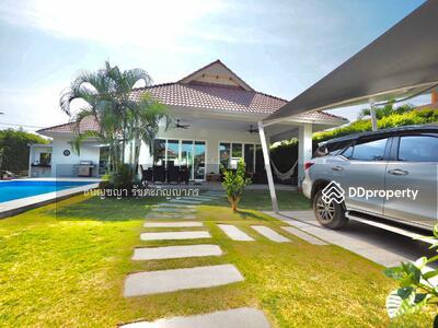 ขาย - ขาย Pool Villa at Smart House Valley Hua Hin ทับใต้ 136 ตรว. 3 ห้องนอน 4 ห้องน้ำ ตกแต่งหรู พร้อมอยู่