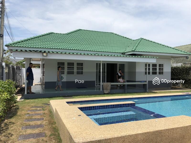 บ้านเดี่ยว พร้อมสระว่ายน้ำ