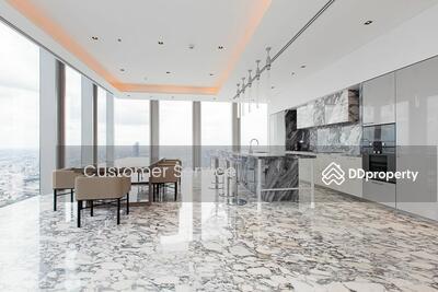 For Rent - CRP-S1-CD-630339  The Ritz Carlton Residences  for Rent, 5 Bed 5 Bath on Sathorn, CBD of Bangkok