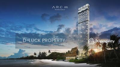 ขาย - คอนโดติดหาดสุดหรู  ใจกลางเมืองพัทยา Arom Wongamat