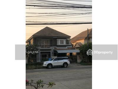 ให้เช่า - บ้านเดี่ยว ให้เช่า 5 นอน 3  น้ำ ( แอร์ทุกห้อง ) หมู่บ้าน สินธานี รังสิต คลอง 5 ติดถนนใหญ่ น่าอยู่มาก 12, 000 บาท