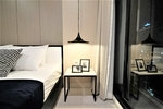 Noble Ploenchit for Rent, 1 bedroom, 46. 7 sqm, A-tower, pool view, luxury decoration