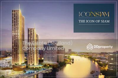 ขาย - ชั้นสูง 20+ ห้องมุม ทิศตะวันออก *Magnolias Waterfront Residences ICONSIAM