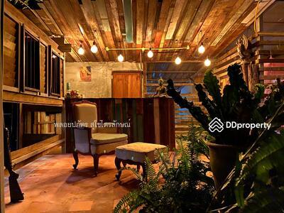 ขาย - บ้านเดี่ยว 3 หลัง สไตย์ รีสอร์ท  เจ้าของขายเอง