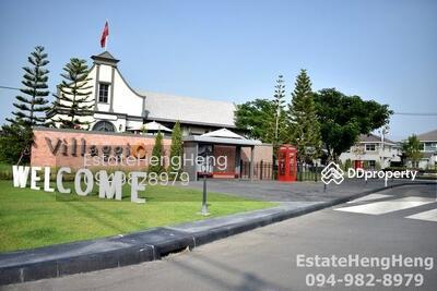ให้เช่า - ให้เช่า บ้านเดี่ยว Villaggio ม. วิลเลจจิโอ รังสิต-ลำลูกกาคลอง3 55ตรว 3น3น้ำ ใหญ่ สวย ถูก แค่23000บ