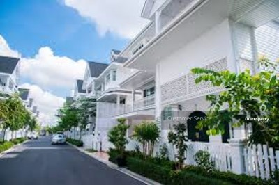 For Rent - CRP-S1-HH-630042 A House for Rent on Sukhumvit 107-109, Bearing , 3 Bed 3 Bath, close to BTS Baring
