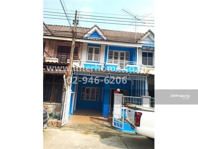 For Sale - Townhouse 2 floors 18. 3 sq. w. Benjaphruek Village Khlong 5 Road - 37515