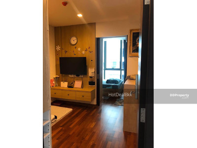 For Rent - For rent . . . Wish Signature midtown Siam, 1bed, 1bath, 27sqm, 12Ath flr