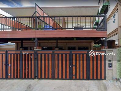 For Rent - ให้เช่าทาวเฮ้าส์ 2 ชั้น สุขุมวิท 101/1 บ้านใหม่พร้อมเฟอร์ครบ