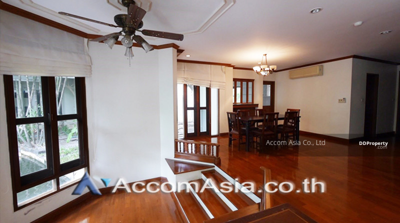 House by Chaophraya River House 4 Bedroom For Rent in Rama 6 Bangkok #75067951