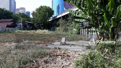 ขาย - ขายที่ดิน 1-0-34 ไร่ ในซอยสาทร 19 ใกล้รถไฟฟ้าสถานีสุรศักดิ์