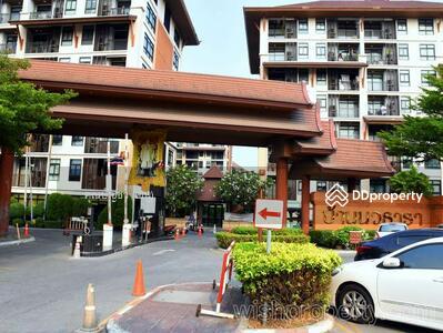 For Sale - For Sale Baan Navatara Condomenium, Resort style condo 1 Bedroom, 1 Bathroom 37. 89 Square meters