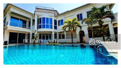 For Rent - 8R0133 ให้เช่าPool villa โซนฉลอง 4 ห้องนอน 4 ห้องน้ำ เฟอร์นิเจอร์ครบครัน ขนาด 350 ตรว. ราคา 90, 000/เดือน
