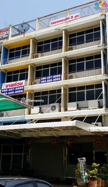 ขาย อาคารพาณิชย์ 1 คูหา อ่อนนุช ติดถนนใหญ่ 21.3 ตรว. 219. 67 ตรม. 4 ชั้นครึ่ง สวยพร้อมอยู่ 083-626-9789 ref-id: FCS055 #75275915