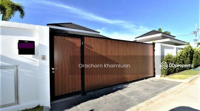 New Luxury Pool Villa In Hua Hin Near Palm Hills Golf Resort #75291061