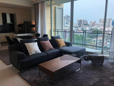 For Rent - For rent . . . Royce Private Residences Sukhumvit 31, 2bed, 2bath with bathtub, 111sqm, 18th flr
