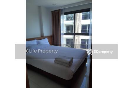 ให้เช่า - 2P0007 condo for rent City Garden pratumnak  one bedroom fl. 7  Area 33 sq. m  9, 500 per month have fully furnished
