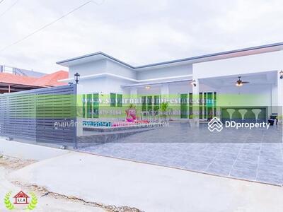 For Rent - ให้เช่า บ้านเดี่ยว ชั้นเดียว 100 ตารางวา บ้านหัวหิน ประจวบคีรีขันธ์