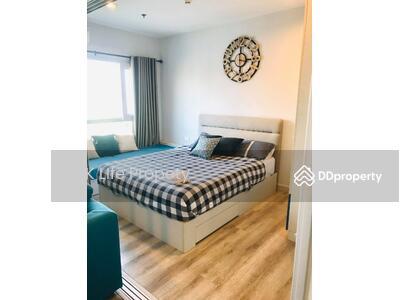 ให้เช่า - 2P0015 condo for rent Centric Sea Pattaya one bedroom fl. 6  Area 35 sq. m  13, 000 per month have fully furnished
