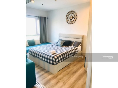 For Rent - 2P0015 condo for rent Centric Sea Pattaya one bedroom fl. 6  Area 35 sq. m  13, 000 per month have fully furnished