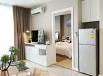 ( ขาย/ให้เช่า ) T. C. Green Rama 9 1ห้องนอน ตกแต่งครบ พร้อมเข้าอยู่ ! !!