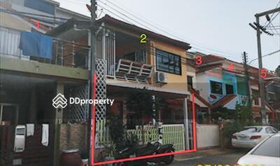 ขาย - ขายถูก! ทาวน์เฮ้าส์ หมู่บ้านเกษมทรัพย์ 2 จังหวัดภูเก็ต 03-88-04975