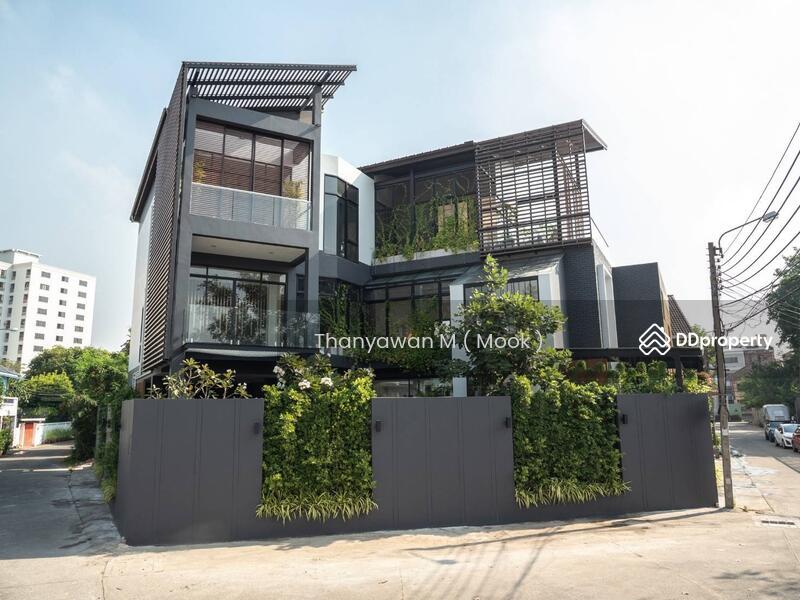 บ้านสวย Pool Villa บ้านเดี่ยว 3ชั้น กลางสุขุมวิท 71 พระโขนง #76314769