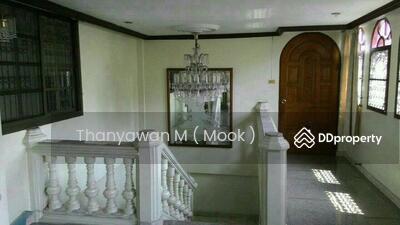For Sale - ขายด่วน บ้านเดี่ยวสำหรับครอบครัวใหญ่ วชิรธรรมสาธิต สุขุมวิท 101/1