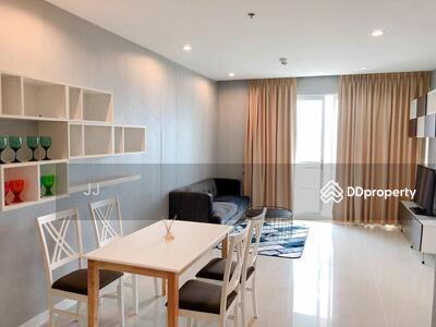 For Rent - JJ-125 ให้เช่า Circle Condominium เพชรบุรี36 ใกล้ BTS นานา / MRT เพชรบุรี / Airport Link มักกะสัน