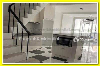 ขาย - 3 Bed Townhouse For Sale in Ekkamai BR8784TH