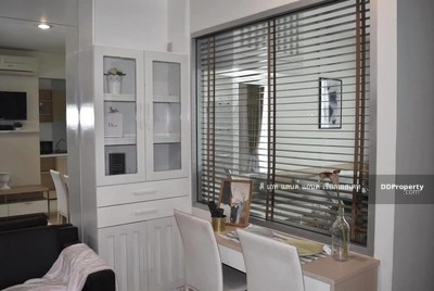 For Rent - (For Rent) Rhythm Ratchada, 36 sq. m. , 1 bedroom, fully furnished and electrical appliances The rental price is only 18, 000 for this period. Ready to move in