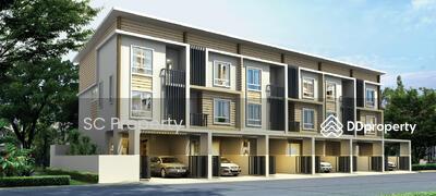 ขาย - The Rich Biz Home Sukhumvit 105 (Lasalle) ขาย 5. 5 ล้านบาท