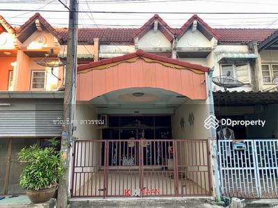 For Sale - ทาวน์เฮ้าส์2ชั้น พิกัดเก้ากิโล ศรีราชา  หมู่บ้านอุดมสุข ตรงข้ามตลาดวรกิจ