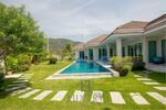 Luxury 4 Bedroom Pool Villa | RS210