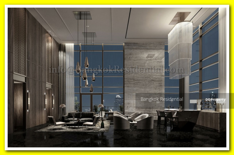 Four seasons private residences กรุงเทพ (โฟร์ซีซั่นส์ ไพรเวท เรสซิเด้นซ์ กรุงเทพ) #76865749