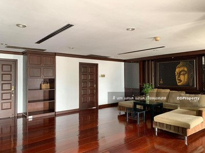 For Rent - *** For Rent *** Saitharn Condo, Penthouse, 4 bedroom, 300 sqm. Rent only 110k ! !!