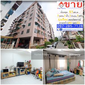 For Sale - Sale Rungrueng Condo Town Condominium 51 Sqm.