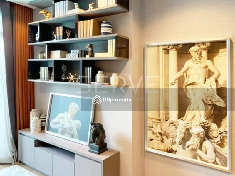 Modern Luxury Condo in Sathorn - 2 Beds with Good Price-The Diplomat Sathorn (เดอะ ดิโพลแมท สาธร)