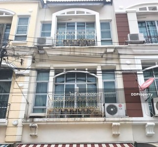 For Rent - Townhome for rent, Village, Ratchada, Ladprao, contact 0835029312 omelet