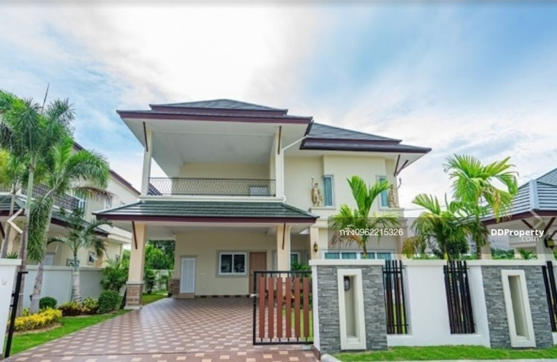 House For Sale Pool Villa Pattaya 2 Floors 4 Bedrooms 4 Bathrooms 325 Sqm 17 691 Million Baht Contact 0962215326 Na Chom Thian Sattahip Chon Buri 3 Bedrooms 650 Sqm Detached Houses For Sale By กร ง0962215326 17 691 000 8022192