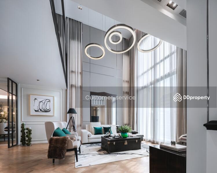 ขายบ้านเดี่ยว 5 ชั้น Super Luxury CLASS ย่านอารีย์ สะพานควาย ซอยสายลม สไตล์ French Colonial #77319647