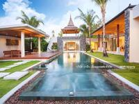 For Sale - Luxury villa with private pool 3 -4 bedrooms, near Bang Tao beach, Phuket