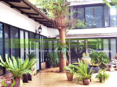 For Rent - ให้เช่า บ้านเดี่ยว 2 ชั้น 200 ตารางวา สุขุมวิท - พระราม 4