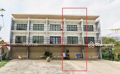 ให้เช่า - 9A1MG0155 ให้เช่าอาคารพาณิชย์  3 ชั้น        พื้นที่ 230 ตารางเมตร มี 4 ห้องนอน 4 ห้องน้ำ