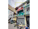 Shophouse for sale on Silom Rd. Only 20 meters for main road.