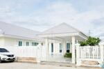 600073T ให้เช่า บ้านเดี่ยว 3 ห้องนอน พร้อมสระว่ายน้ำ ชะอำ เพชรบุรี ว่างให้เช่า 1 เมษายน 2564