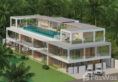 ขาย - ขาย ทาวน์เฮ้าส์ 4 ห้องนอน ใน บ่อผุด, เกาะสมุย