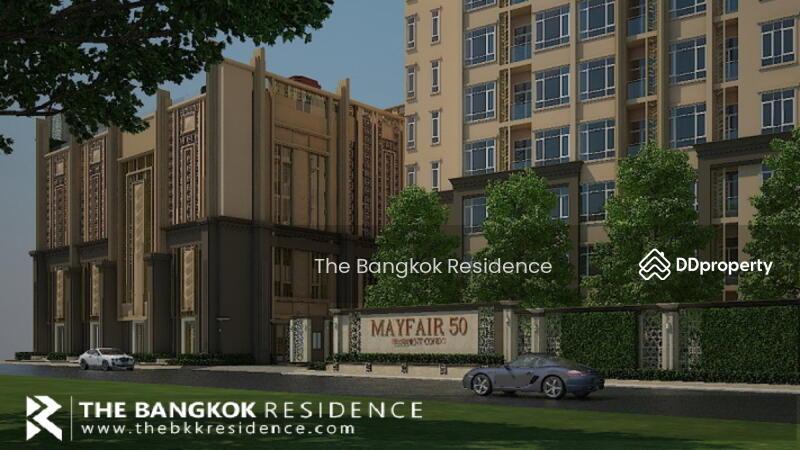 Mayfair Place สุขุมวิท 50 (เมย์แฟร์ เพลส สุขุมวิท 50) #77501373