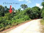 ขายที่ดินนครพนม 5ไร่ 3 งาน 71 ตร. ว ที่ดินติดถนนสาธารณะประโยชน์2ด้าน  ซอยไม่ตัน ใกล้สะพานมิตรภาพไทยลาว แห่งที่3 เพียง3 กม.