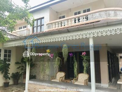 ให้เช่า - BCR10611 - 3 bed Single House - Rama 9